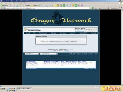 Dragon-network forum