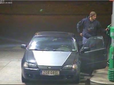 złodziej paliwa