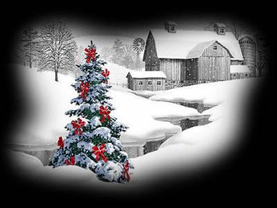 obrazek zimowy