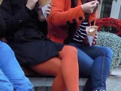 ta w trampkach też lubi.. ale nogi już nie te.. :(