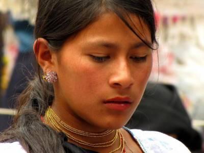 Indianeczka Otavalo