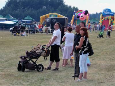 Piknik lotniczy w Gryźlinach