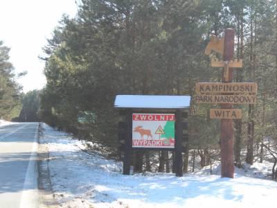 Kampinowski Park Narodowy