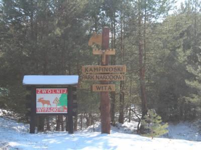 Kampinowski Park Narodowy 1