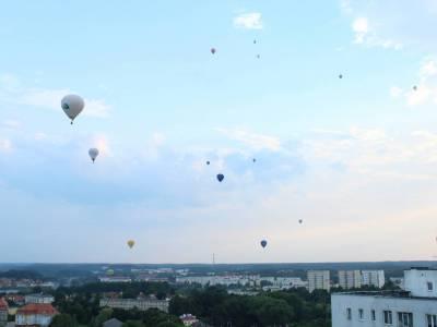 Mazurskie Zawody Balonowe 43