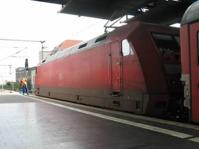 Pociągi w Berlinie 7