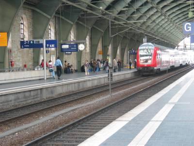 Pociągi w Berlinie 8