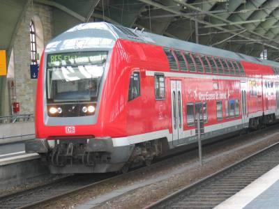 Pociągi w Berlinie 9