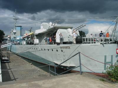 Wielkie staki w Gdynii 2