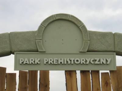 Park Prehistoryczny w Sopocie 2