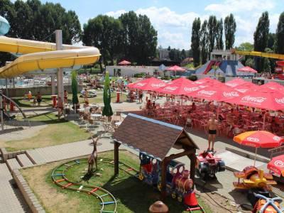 Park wodny w Popradzie na Słowacji 4