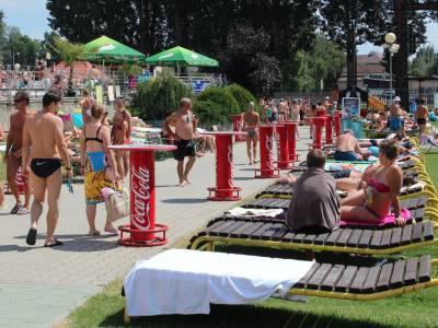 Park wodny w Popradzie na Słowacji 9