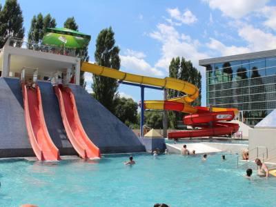 Park wodny w Popradzie na Słowacji 11