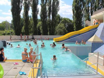 Park wodny w Popradzie na Słowacji 12