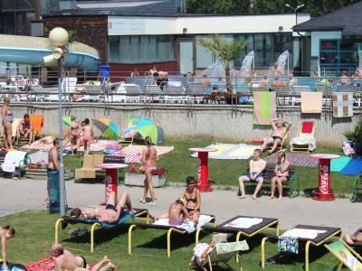 Park wodny w Popradzie na Słowacji 15