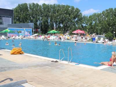 Park wodny w Popradzie na Słowacji 17