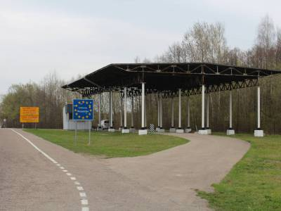 Była granica polsko-litewska 4