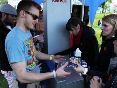 Zawody Red Bull w Olsztynie 1