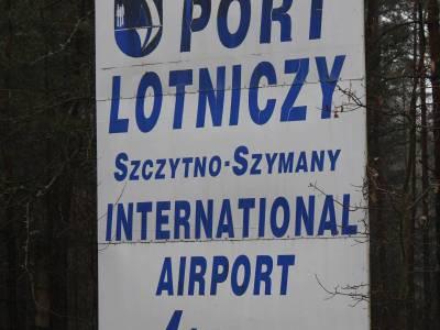 Szymany - Port Lotniczy 2
