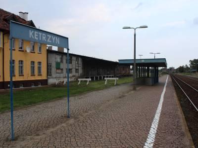 Stacja PKP w Kętrzynie