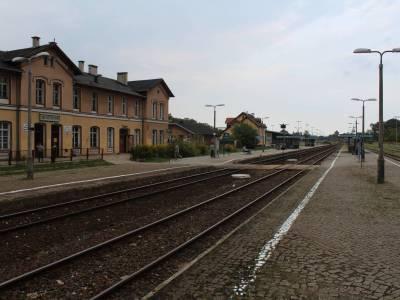 Stacja PKP w Kętrzynie 2