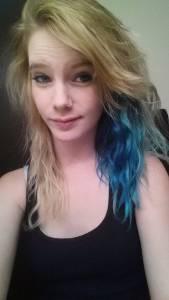 Niebieskawo mi