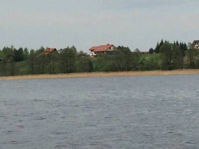 Pomosty na jeziorze Tyrkło 1