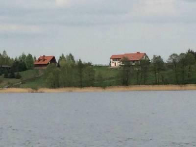 Pomosty na jeziorze Tyrkło 3