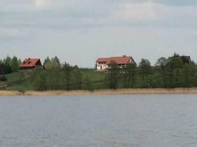 Pomosty na jeziorze Tyrkło 4