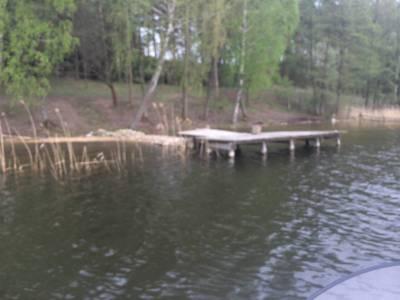 Pomosty na jeziorze Tyrkło 12