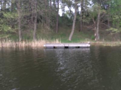Pomosty na jeziorze Tyrkło 14