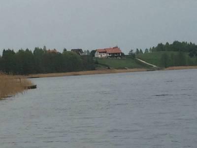 Pomosty na jeziorze Tyrkło 15