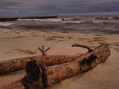 plaża w Ustroniu