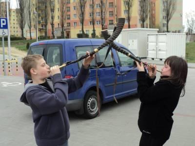 Gazela - róg sygnałowy  12