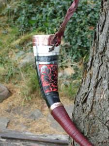 Medieval horn 2