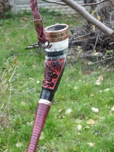 Medieval horn 3