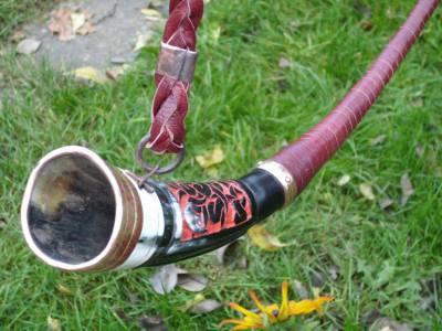 Medieval horn 4