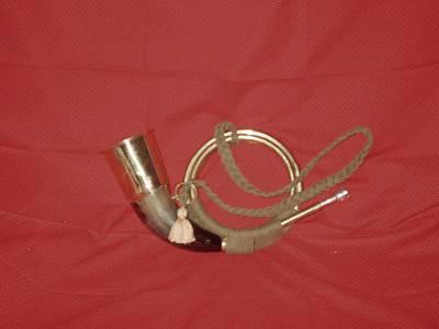 Róg sygnałowy - rogi z archiwum