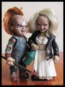 Chucky Ii Tiffany - zdjęcie ślubne