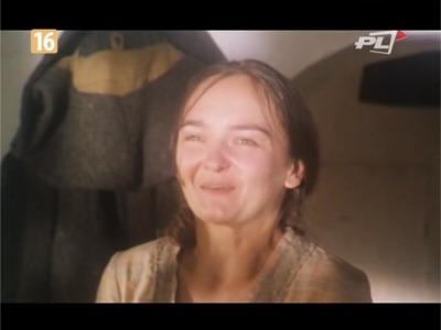 """Kadr z serialu """"Boża Podszewka"""""""
