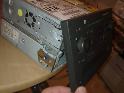 Zmiana podświetlenia radia NCDC 2013 1