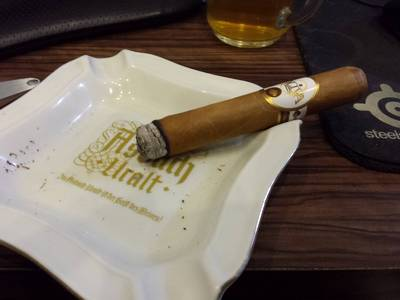 Oliva Connecticut Reserve Robusto 1