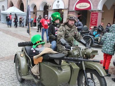 Stare samochody i motocykle w ramach WOŚP