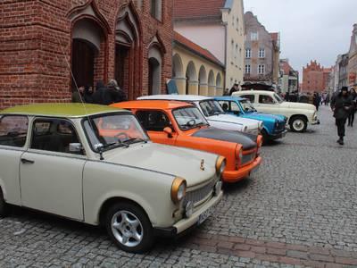 Stare samochody i motocykle w ramach WOŚP 1