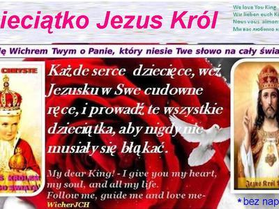 Jezus - Król Polski *