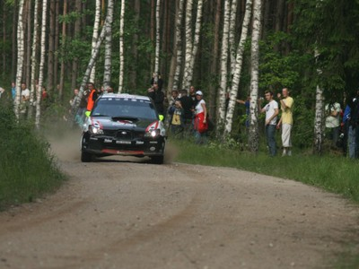 Rajd Polski 2009 6