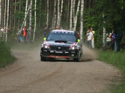 Rajd Polski 2009 8