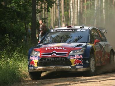 Rajd Polski 2009 16