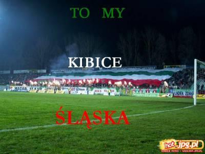 To my kibice Śląska