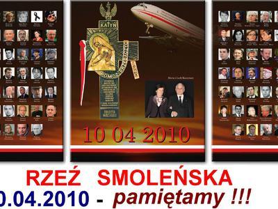SMOLEŃSK 2010 - wielka zbrodnia na Narodzie POLSKIM